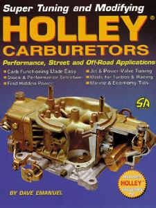 Books, Video & Software - Carburetor Books
