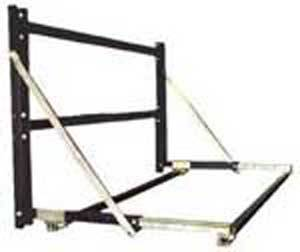 Trailer Accessories - Tire Racks