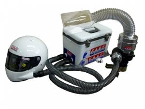 Helmets - Helmet Blowers & Cooling Systems