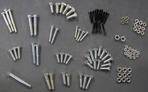 Mini Sprint Parts - Mini Sprint Hardware & Bolt Kits
