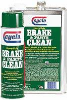 Oil, Fluids & Chemicals - Brake Cleaner