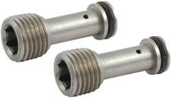 Oil System Components - Oil Restrictors
