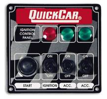 Switch Panels - QuickCar Switch Panels