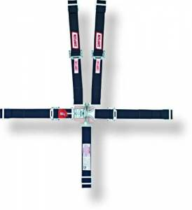 Seat Belts & Harnesses - Junior Restraint Systems
