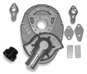 Engine Accessories - Water Pump / Front Cover