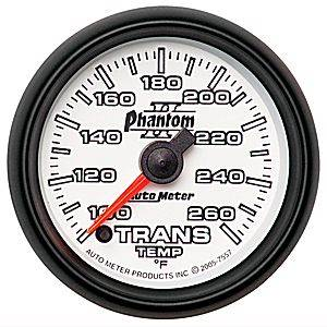 Gauges - Transmission Temp Gauges