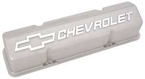 Valve Covers & Accessories - Aluminum Valve Covers - SB Chevy