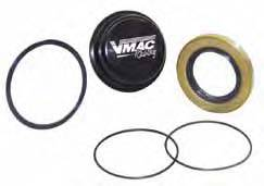 Front End Components - Front Hubs - Service Parts