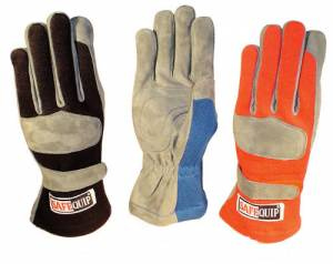 SFI 1 Rated Gloves - RaceQuip 351 Series Gloves