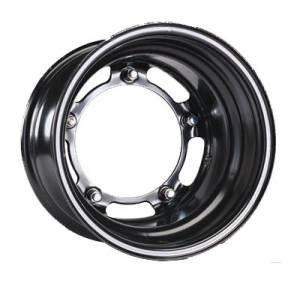 "Bart Steel Wide 5 Wheels - Bart Wide 5 - 15"" x 8"""