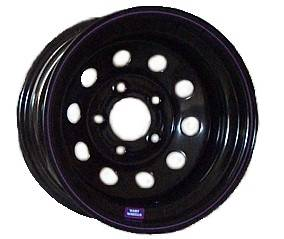 "Bart Economy Lightweight Wheels - Bart Economy 15"" x 8"""