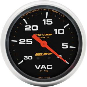 Gauges - Vacuum Gauges