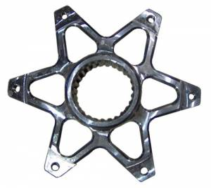 Mini Sprint Driveline Components - Mini Sprint Sprocket / Rotor Hubs