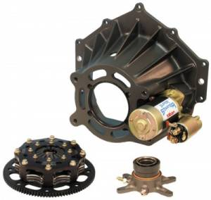 Bellhousing and Clutch Kits - Magnesium Bellhousing Kits