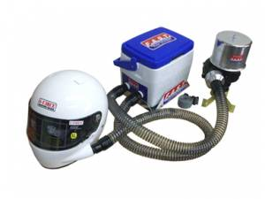 Helmet Blowers & Cooling Systems - Helmet Cooling Systems