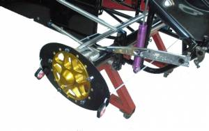 Front End Components - Toe Plates
