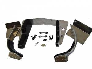 Head & Shoulder Support System - ButlerBuilt Advantage Head & Shoulder Support Systems