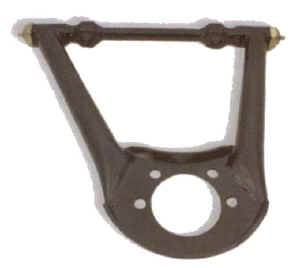 Upper Control Arms - UB Machine Offset Upper Control Arms