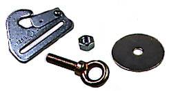 Seat Belts & Harnesses - Seat Belt Mounting Hardware and Brackets