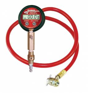 Shock Accessories - Shock Fill Tools & Pressure Gauges