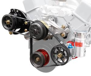 Power Steering Pump Accessories - Pulleys & Drive Systems