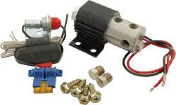 Brake Fluid Controls - Roll Controls / Line Locks