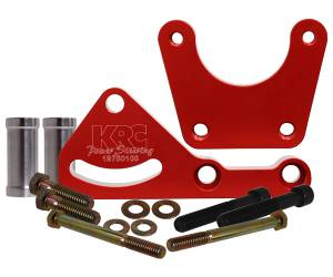 Power Steering Pump Brackets - Bert / Brinn Bellhousing Mounts