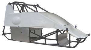 Sprint Car Chassis - Sprint Car Chassis Kits w/ Body