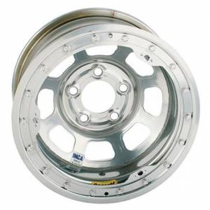 "Bassett IMCA Beadlock 15"" x 8"" - Bassett IMCA Beadlock 15"" x 8"" - 5 x 4.5"" (Ford)"