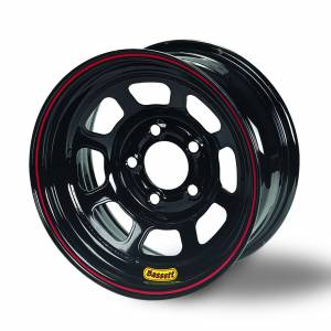 "Bassett DOT Street Legal Wheels - 15"" x 7"" - Bassett DOT 15"" x 7"" - 5 x 4.75"" (GM)"