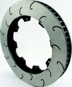 AP Racing Brake Rotors - AP Racing 60-Vane J-Hook Brake Rotors