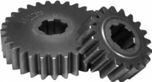 Gears - Quick Change - Winters 6 Spline Midget Gears