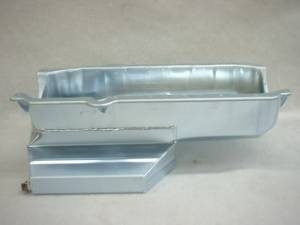 SB Chevy Oil Pans - Champ Pans SBC Oil Pans