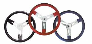 "Competition Steering Wheels - Aluminum - 17"" Aluminum Steering Wheels"