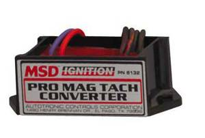 Magnetos Parts & Accessories - Tach Adapters & Signal Relays
