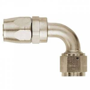 Aeroquip Swivel Nickel Plated Hose Ends - Aeroquip 90° Swivel Nickel Plated Hose Ends