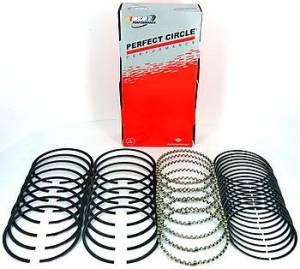 Piston Rings - Perfect Circle Plasma-Moly File Fit Piston Rings