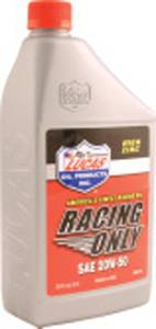 Lucas Racing Oil - Lucas Petroleum Racing Oil