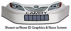 Stock Car Noses - Toyota Camry Noses