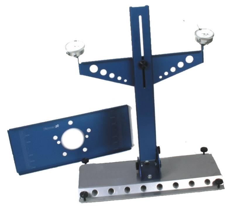 Quarter midget spring gauge