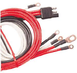 quickcar racing products quickcar 5 ft wiring harness