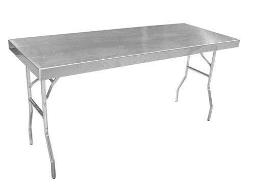 Pit Pal Products 156 Pit Pal Aluminum Work Table