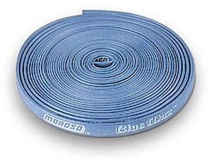 Moroso Blue Max 25 Ft Plug Wire Sleeve Insulated Spark