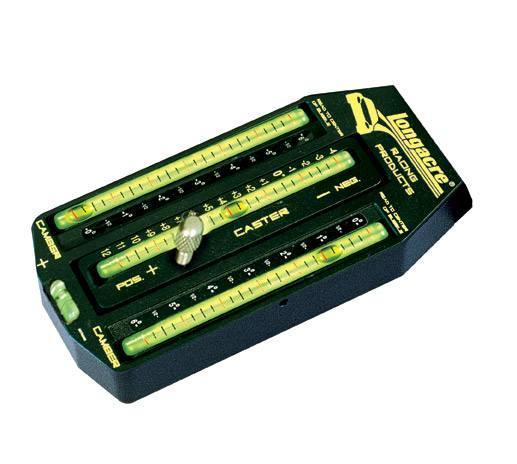 longacre caster camber gauge instructions