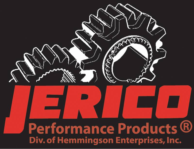 Jerico Performance Products 34743-DS : Jerico Tailshaft Seals
