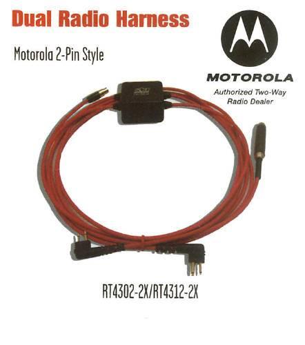 racing electronics racing electronics motorola platinum dual radio wiring harness for