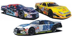 Stock Car - Stock Car Body Packages