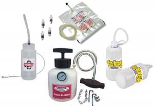 Brake Bleeders and Accessories - Brake Bleeder Systems