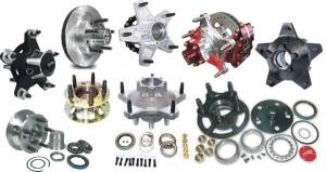 Brake System - Wheel Hubs, Bearings and Components