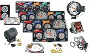 Gauges and Data Acquisition